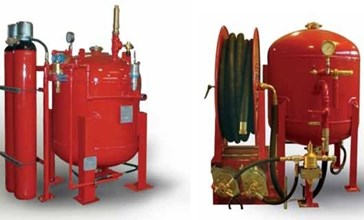 Dry Chemical Powder Systems