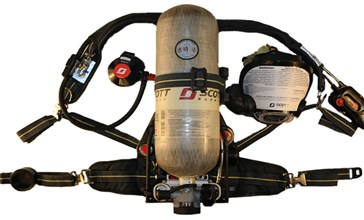 Self Contained Breathing Apparatus (S.C.B.A)
